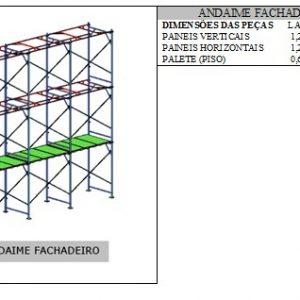 Unimetais Locação - Soluções Rápidas em Locação - Andaimes